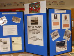 Remembrance day exhibition