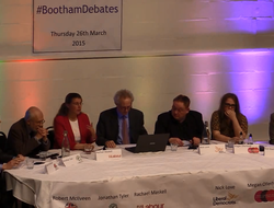 7 electoral candidates at hustings in Bootham School