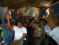 Elections in Kenya: Working nonviolently against another 2007