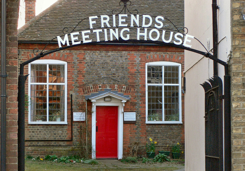 Leighton Buzzard Friends Meeting House. Image: John Hall CC BY-ND 2.0