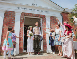 What to expect from a Quaker wedding