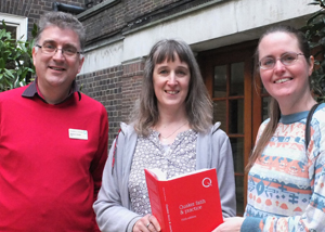 Michael Booth, Rosie Carnall and Catherine Brewer