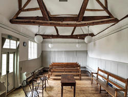 A living heritage: sharing the significance of our Quaker meeting houses