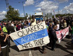 quakers against the arms trade