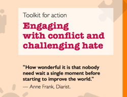 Engaging with conflict: a toolkit for difficult times