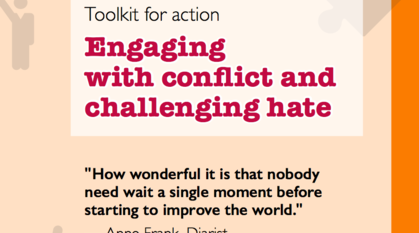 engaging in conflict challenging hate toolkit